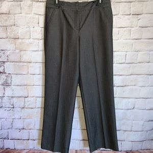 Larry Levine Dress Pants, Flat Front, Loose Leg 8